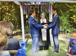 Santiago & Edwin Ceremony