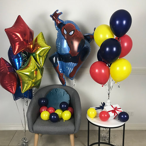 Spiderman Balloon Kit