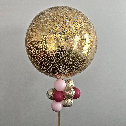 Helium Confetti Balloon