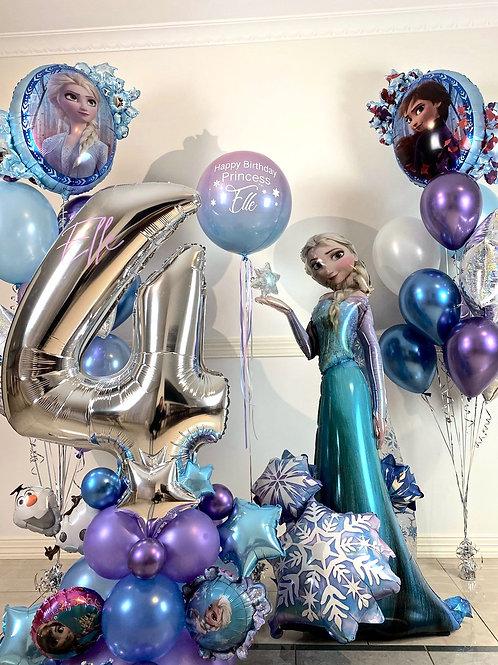 Frozen Balloon Kit