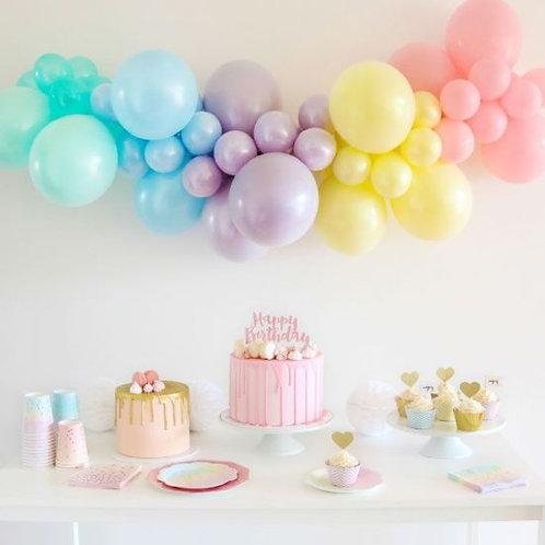 Balloon DIY Garland Kit
