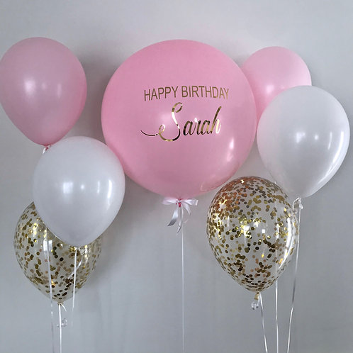 Personalised Helium Balloon