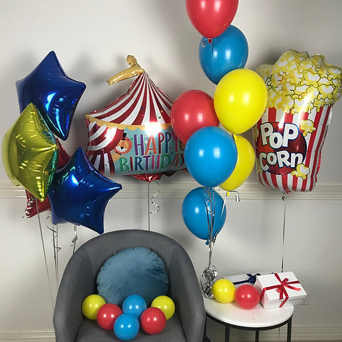 Circus Balloon Kit