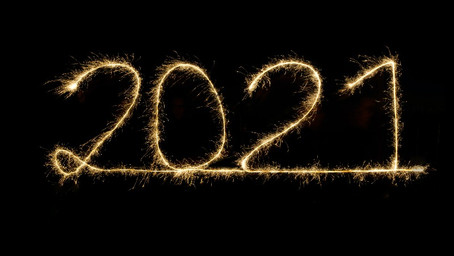 Breaking Through To The Other Side (that is, 2021) With Focus And Direction