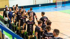 Výjazd na západné Slovensko priniesol Falconom zisk troch bodov