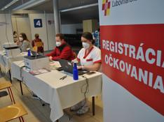 Očkovanie v okrese Stará Ľubovňa zaostáva za národným priemerom