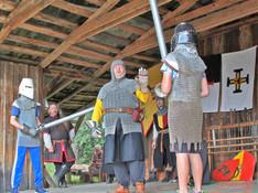 VIDEO Zábava v duchu stredoveku