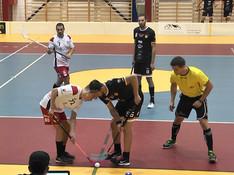 VIDEO Florbalisti vyhrali vprvej lige obidva zápasy a   vtabuľke sú štvrtí