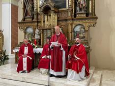 Kardinál prekvapil kňaza i veriacich