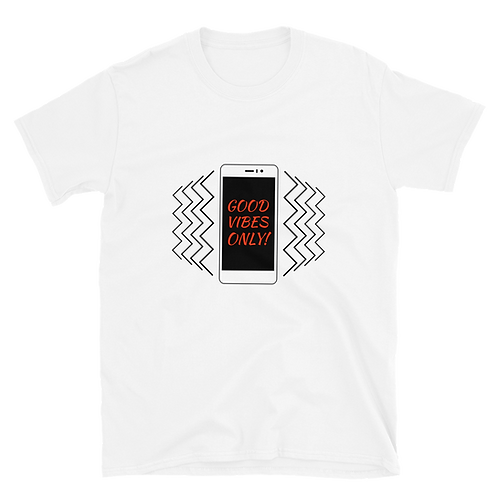 """""""Good Vibes Only"""" Tee"""