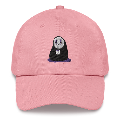"""""""No Face"""" Inspired Dad Hat"""