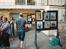 Salem Rejected Art Fair at The Space