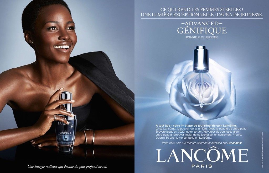 LANCOME for A Real Lady!