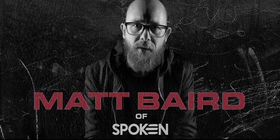 IGNITE Live Presents Matt Baird