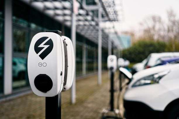 Workplace EV Charge Point
