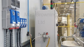 Industrial Electrical Installation - Bracknell