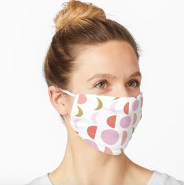 Lunar Love Mask Design