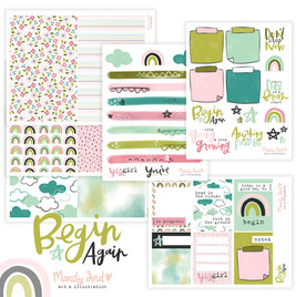 Begin Again Collection