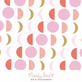 Lunar Love Pattern