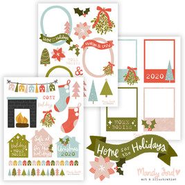 Home for the Holidays Collection
