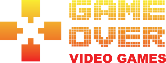 Game Over Video Games Logo