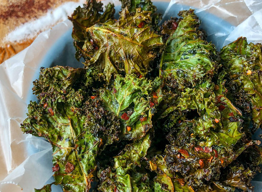 FATHER'S OFFICE KALE CHIPS