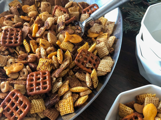 BUTTERLESS PARTY MIX
