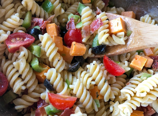 BACON, CHEDDAR & RANCH ROTINI SALAD