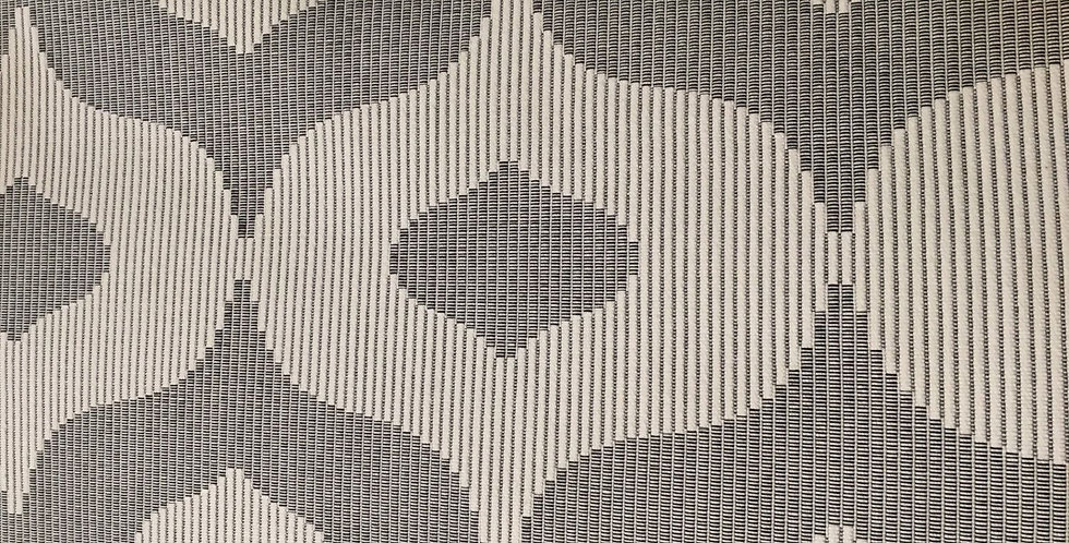 Gray & Cream - Large Scale Moroccan