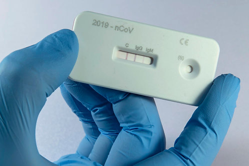 Home Testing for Antibodies (Inc. RGN & Health Report),  (Inc. VAT)