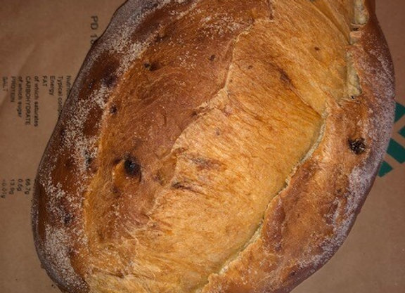FLAVOURED ITALIAN BREAD