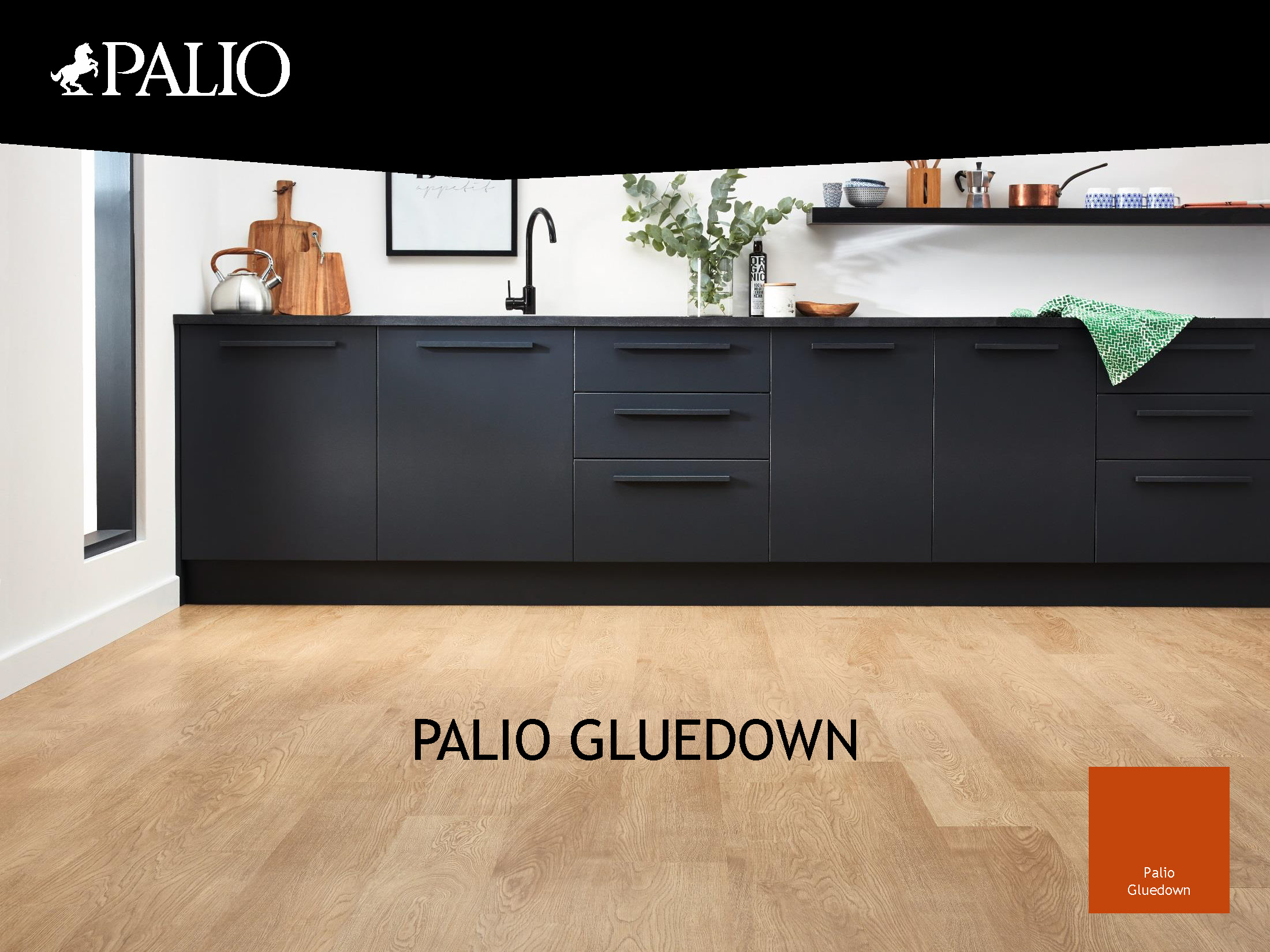 Palio Gluedown