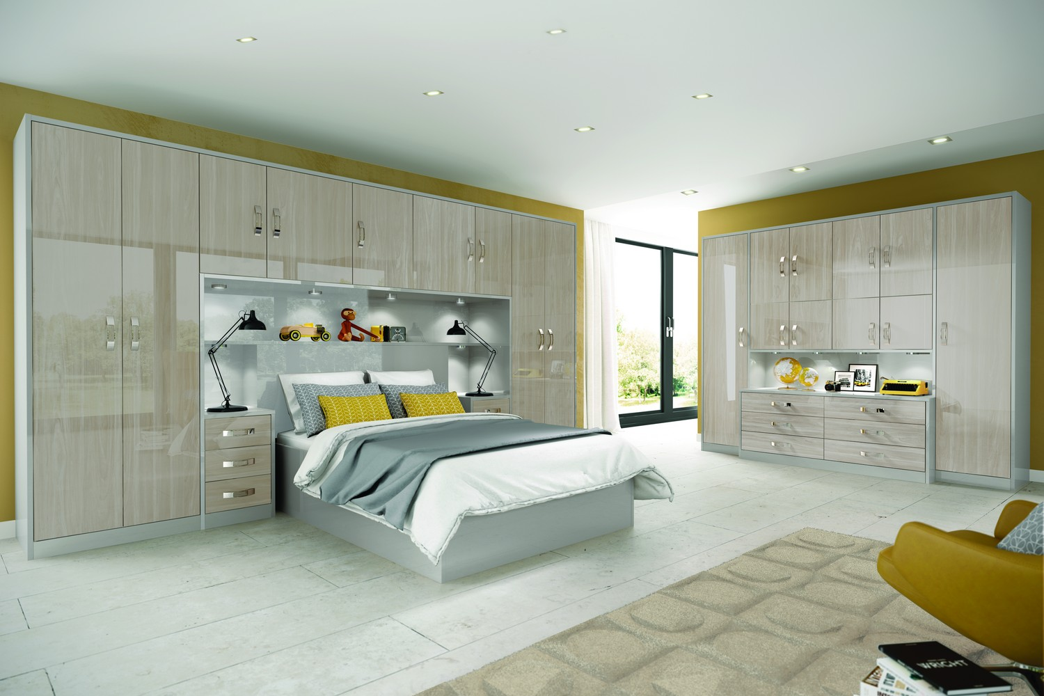 BEDROOMS BY LEGACY