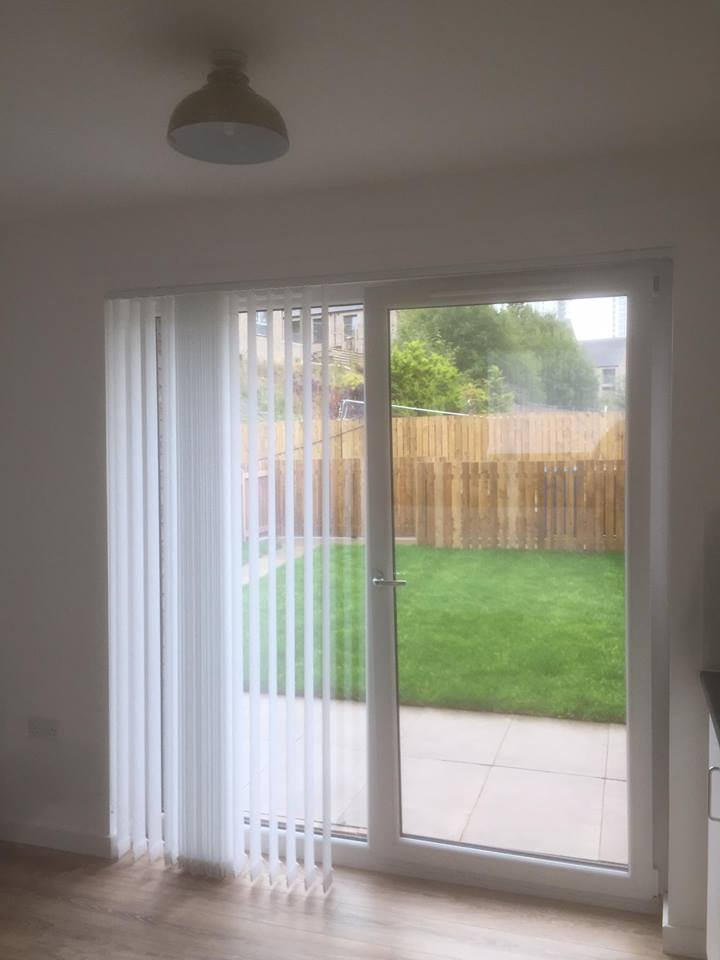 Vertical PVC Blinds