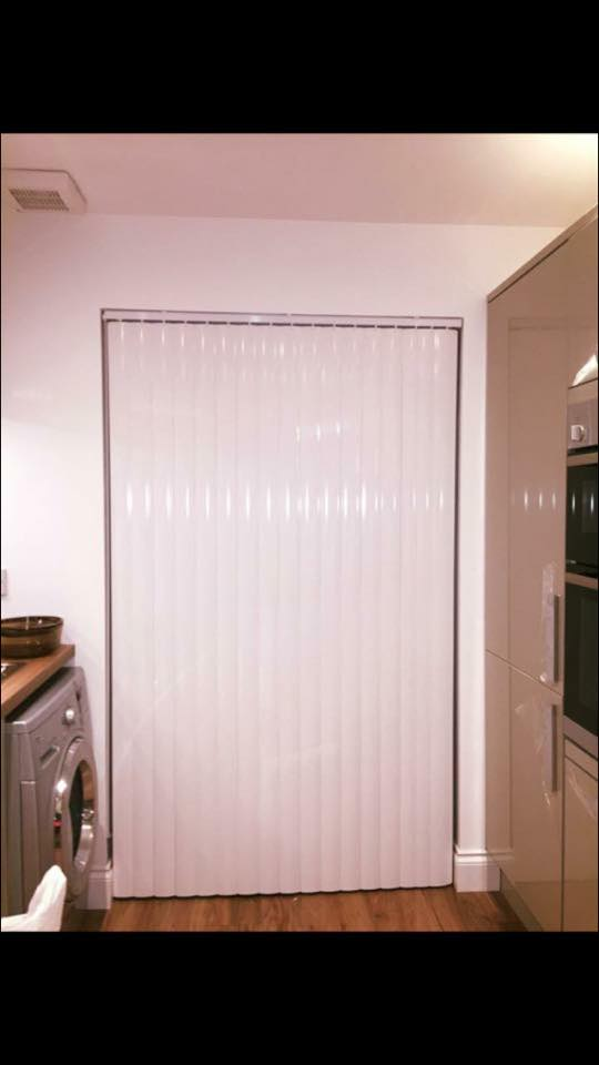 Vertical Rigid PVC Blinds