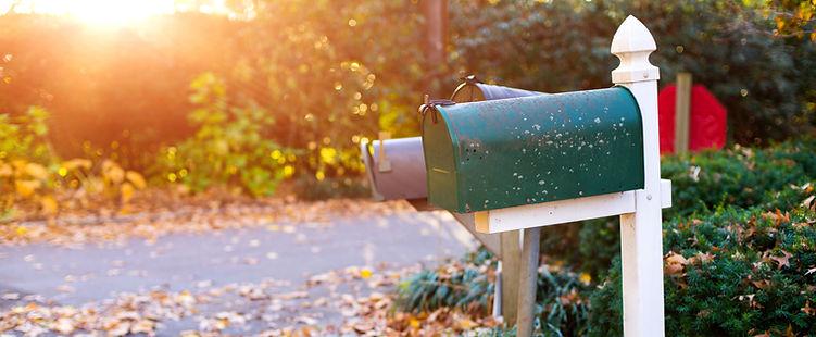 Neighborhood Mailbox