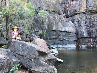 Birds, Billabongs, Waterfalls and Rivers – taking the scenic route from Kununurra to Wyndham