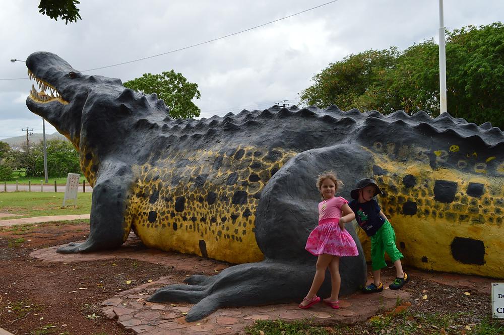 The Big Croc, Wyndham
