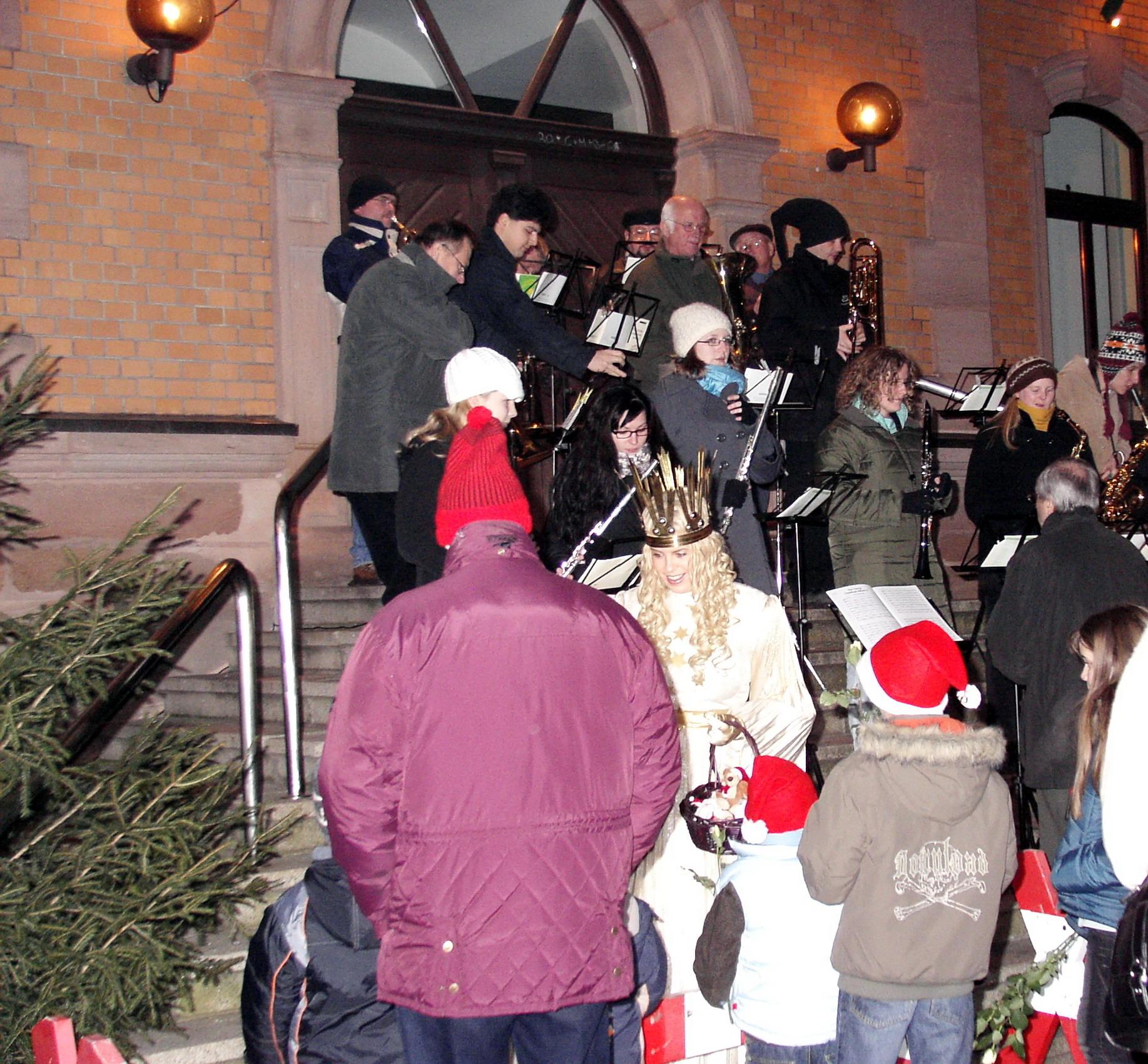 Weihnachten 2007