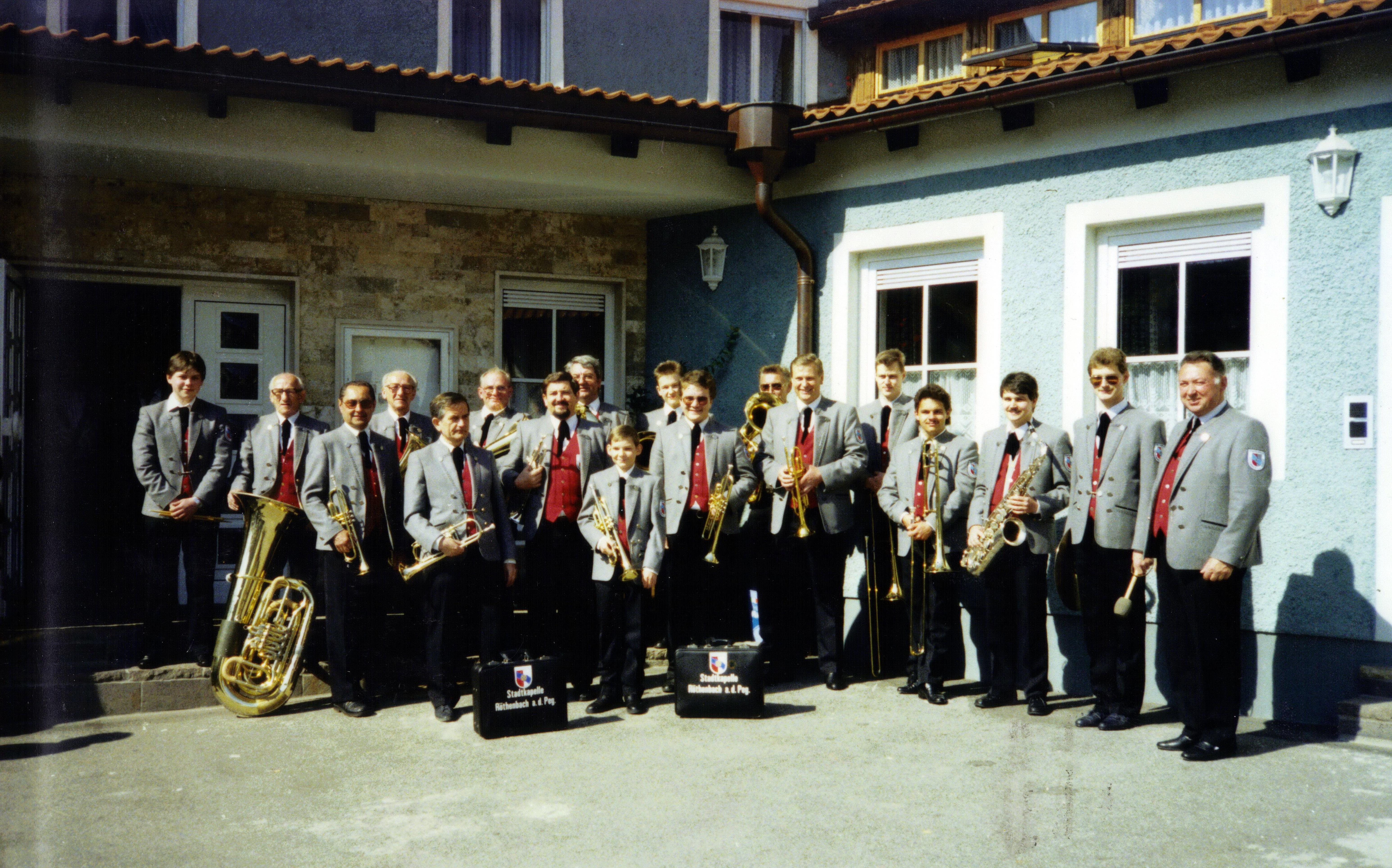 1988 Gründung