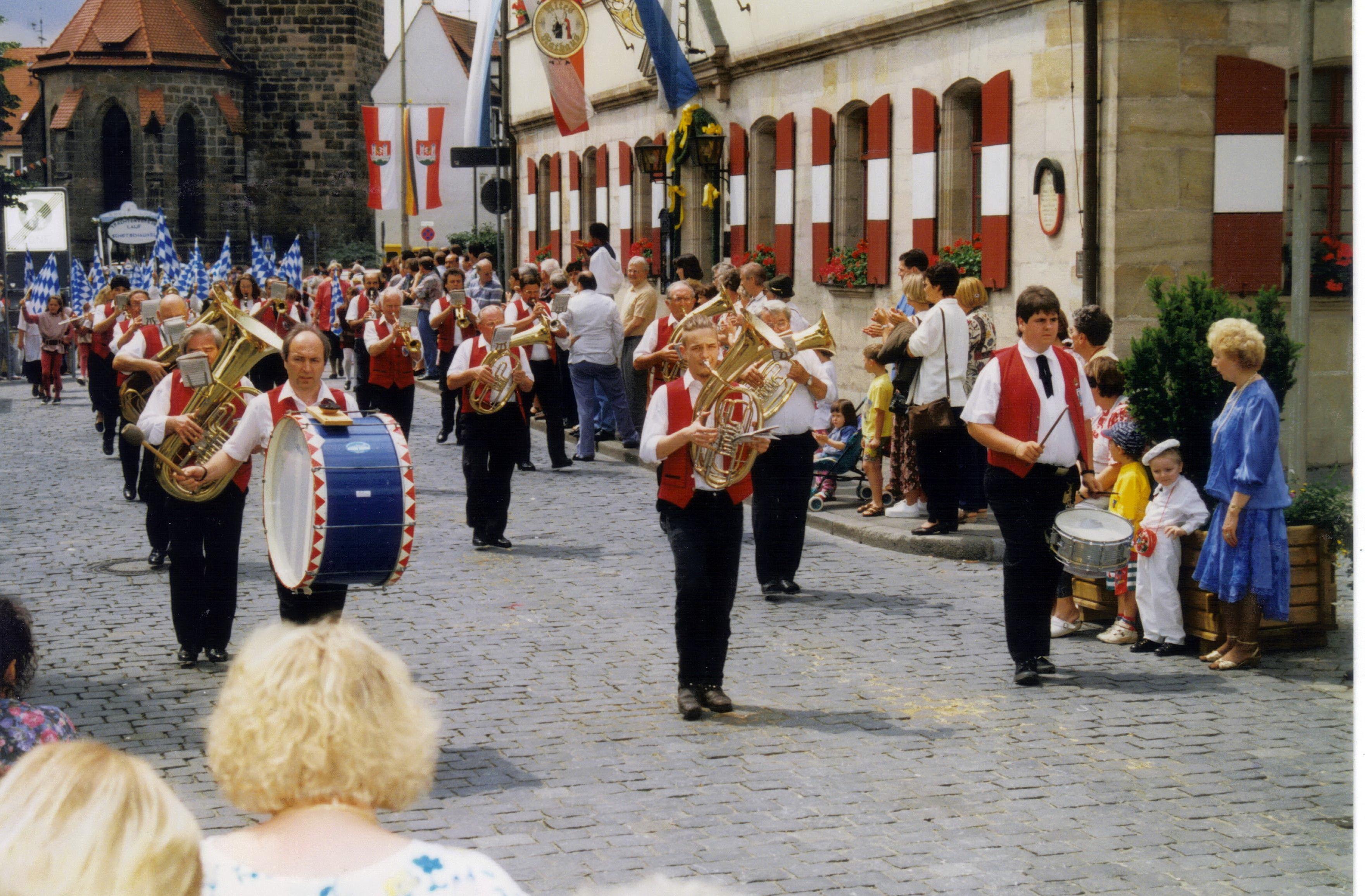 1995 Kunigundenfest Lauf