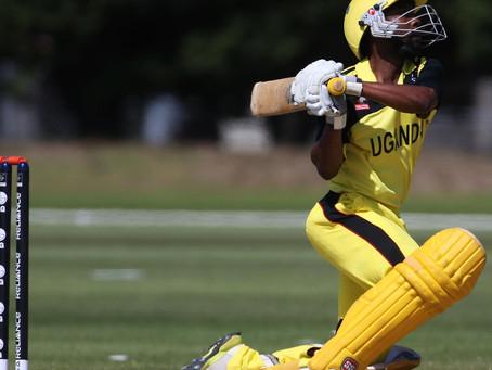 Kazibwe joins Cricket Uganda