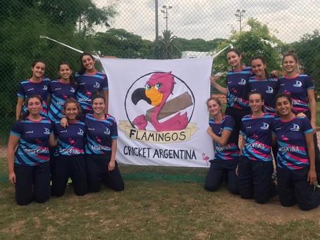 Las Flamingos - Developing Women's Cricket in Argentina
