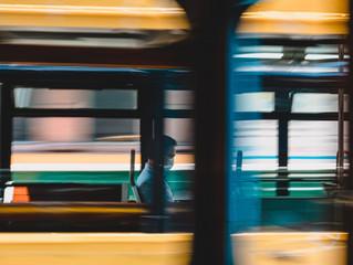 Tyrimai atskleidė, kokia rizika autobuse užsikrėsti COVID-19