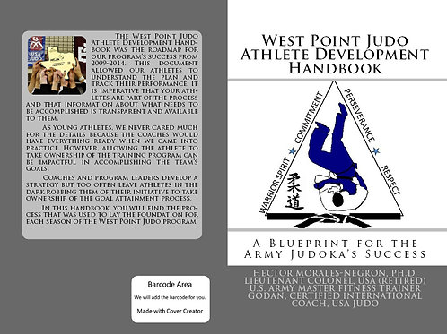 West Point Judo Athlete's Development Handbook