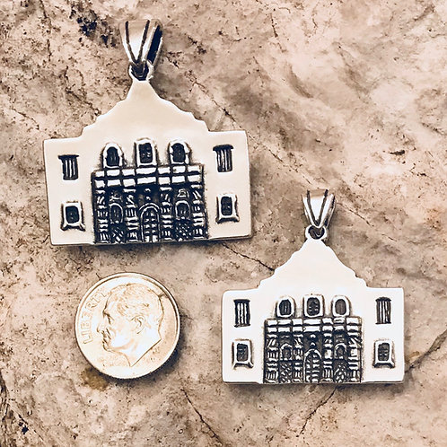 Alamo Pendant (sm & med)