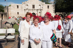 Pilgrimage to the Alamo 2017