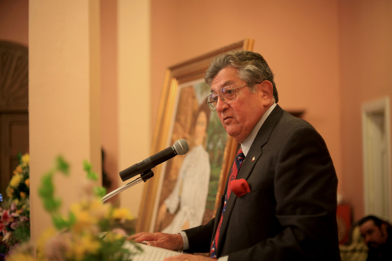 Dr  Felix Almaraz - Adina De Zavala dedi