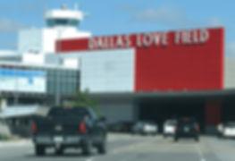 Love Field Airport Garage B Indect Parking Garage