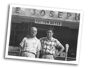 Joseph's Coffee Shop History